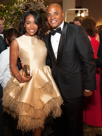 Houston, Childrens Museum of Houston Mad Hatters Ball, Oct. 2016, Tiffany Smith, Rick Smith