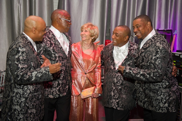 Donna Teichman & Positive State of Mind at the Alley Ball April 2014