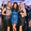 16 Heather O'Connor, from left, Katie Scroggins and Katie Corts at CultureMap fifth anniversary birthday party October 2014