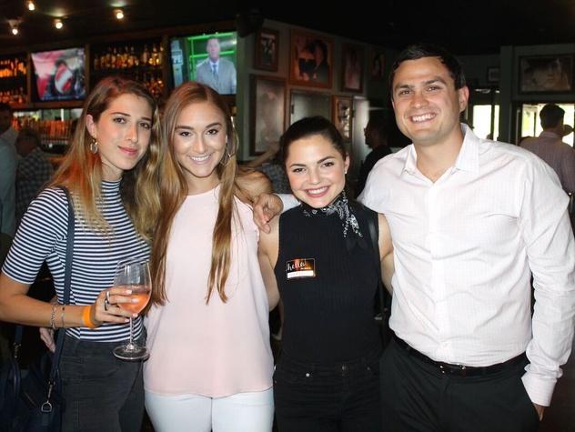 Houston, Houston Children's Charity, June 2017, Laura Miller, Rachel Brown, Sarah Gordon, Jose Calderon
