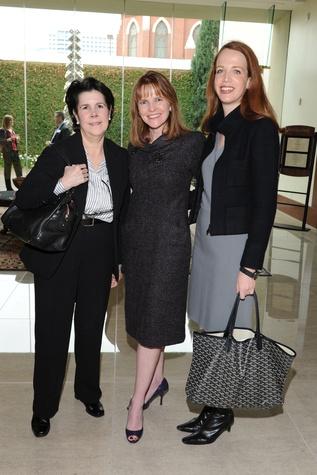 Geri Jacobs, Monica Egert Smith, Stephanie Fox