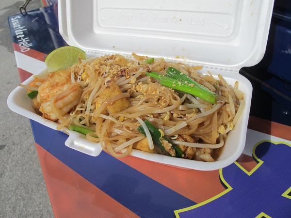 Ruthie, where to eat right now, January 2013, Pho-Jita, Shrimp Pad Thai
