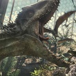 Scene from Jurassic World