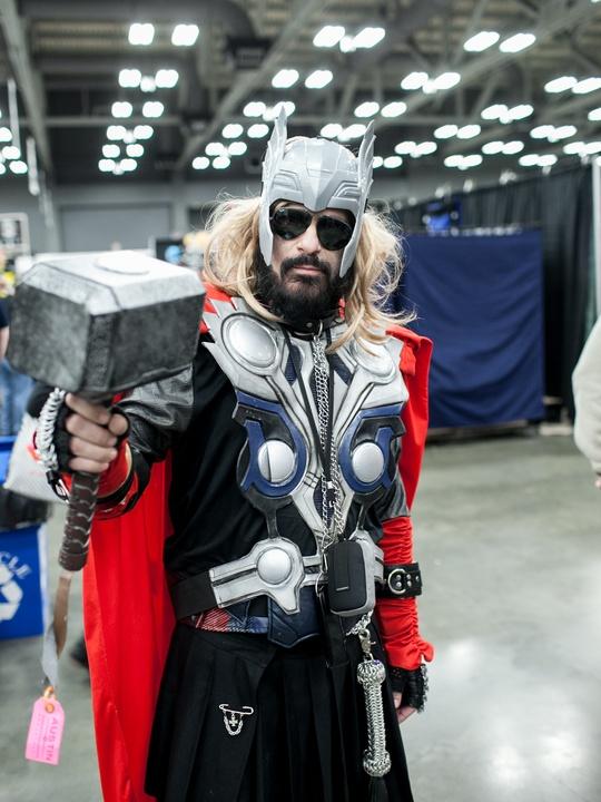 Austin Comic Con 2013 9441
