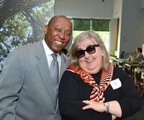 Sylvester Turner, Cindy Clifford