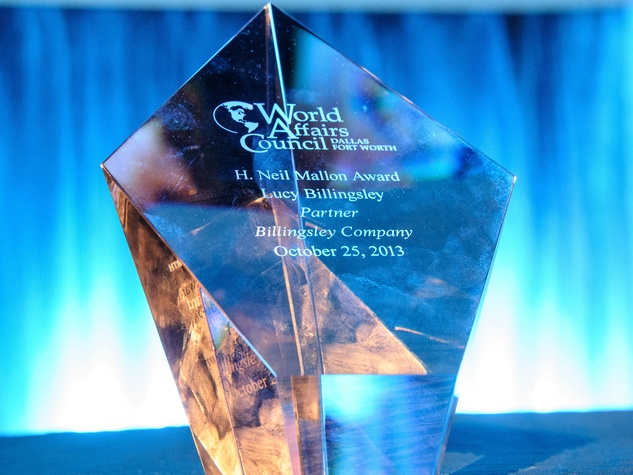 2013 Mallon Award