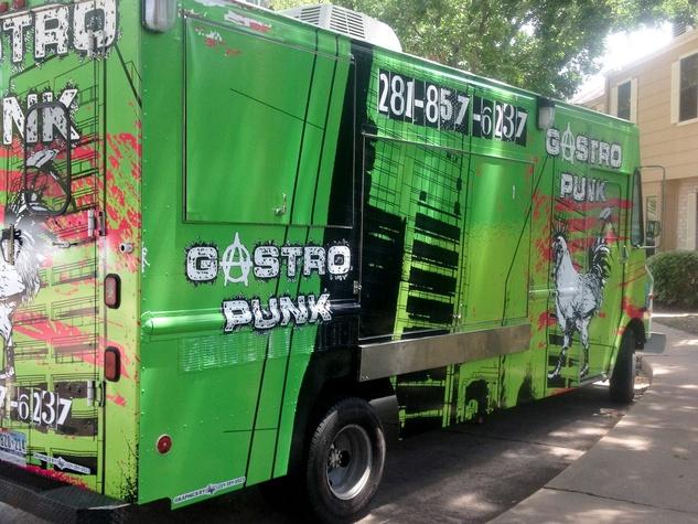 Gastro Punk food truck Houston