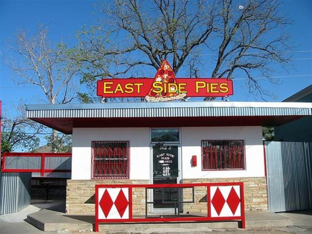 East Side Pies in Austin
