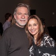 12 Ron and Mary Jo Rapini at the Bruce Munro VIP reception at Discovery Green November 2014