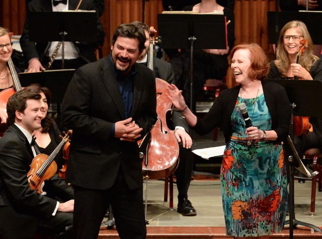 River Oaks Chamber Orchestra, Terri Golas, Carter Pann