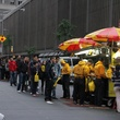 The Halal Guys NYC line