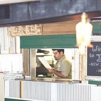 Kevin Naderi, Roost Restaurant Houston