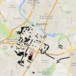 Google Fiber map Austin