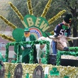 St. Patrick's Day Parade Houston, March 2013, IBEW, float