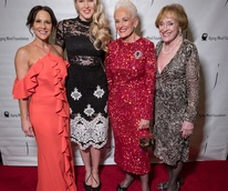 Aging Mind Foundation Gala 2018, Cara Owens, Ashley Campbell, Barbara Daseke, Laree Hulshoff
