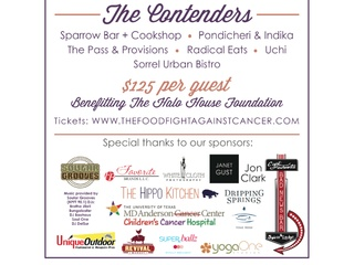 The Food Fight Against Cancer