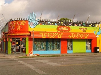 Austin Photo: Places_shopping_toyjoy_exterior