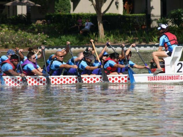 Houston Dragon Boat Festival
