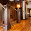 On the Market 512 Archer St. November 2014 Entry Stairwell Nook and Hall