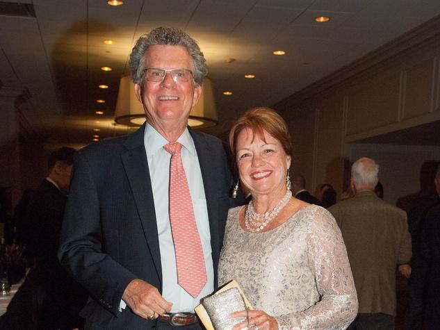 84 Santa Maria Gala May 2013 Lee Doggett and Jenny Hoops