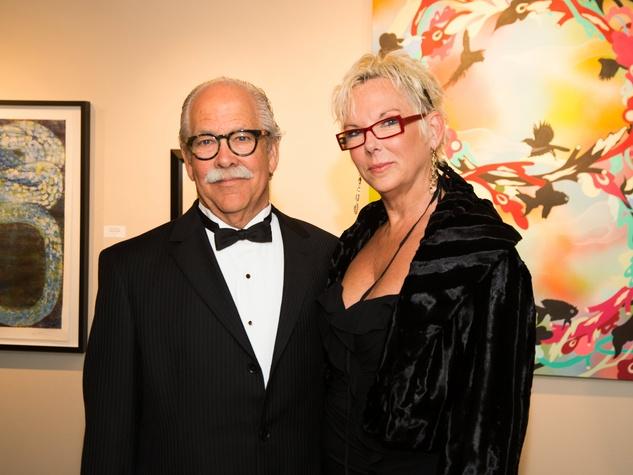 Rick Blanton, Susan White, Flora Award