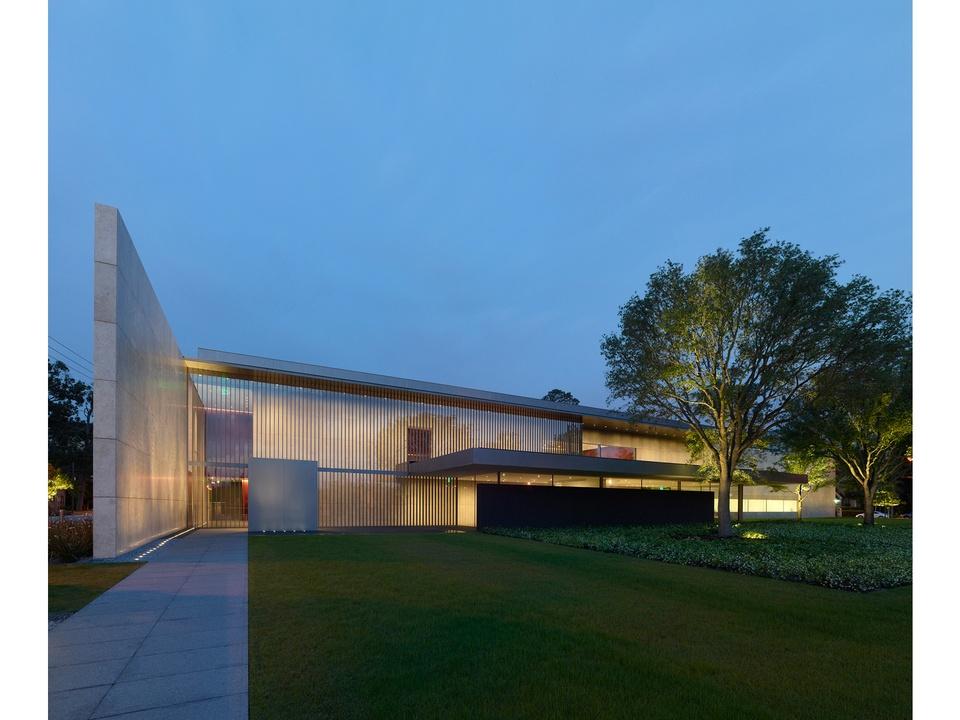 2 AIA Houston Design Awards July 2014 Asia Society Texas Center