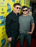 Dennis Quaid and Zac Efron at SXSW
