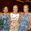 Phylli Williams, Rosemary Schatzman, Vanessa Sendukas at the Best Dressed luncheon March 2015