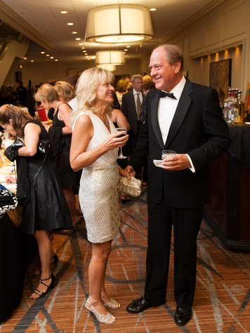 28. Joann and Rick Hazard at the Stehlin Foundation Gala October 2013