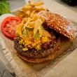 Frito Bandito burger at Twisted Root Burger Co. in Dallas