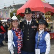 News, Shelby, Renee Brown, Maj. Kevin Smith, Carol Sawyer, Rodeo Armed Services Day, March 2014