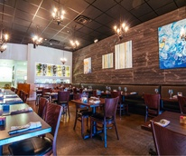 Trio New American Cuisine in Colleyville