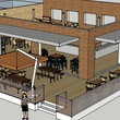 Beer Market Midtown rendering