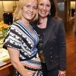 Kara Ross, Julie Roberts at Elizabeth Anthony