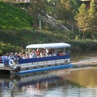 News_Buffalo Bayou Pontoon Boat
