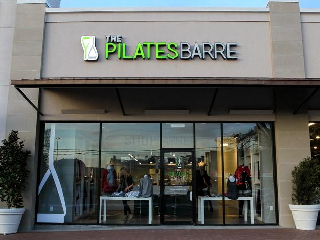 The PilatesBarre Devonshire Studio