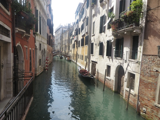 Jane Howze Italy trip Venice October 2014 No better place to explore than Venice