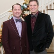 News, Shelby, Holiday Schmooze, Dec. 2014 David LaDuke