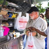 Alan Graham Movbile Loaves & Fishes truck Austin homeless nonprofit