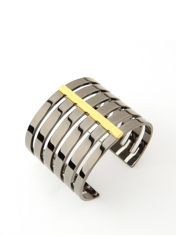 Tanger Outlet March 2015 Silver Cuff