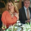 28 Laura Greenberg and Randy Powers at the Cason-Thrash Bulgari dinner April 2014