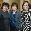 Roz Pactor, from left, Mary Angela Broughton and Rose Cullen at the On the Move luncheon March 2014