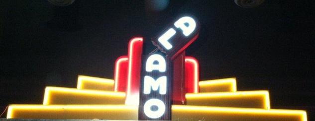 Austin photo: news_ryan lakich_drafthouse slaughter lane date_january 2012_sign