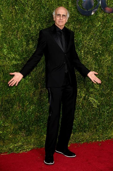 Tony Awards 2015 Larry David