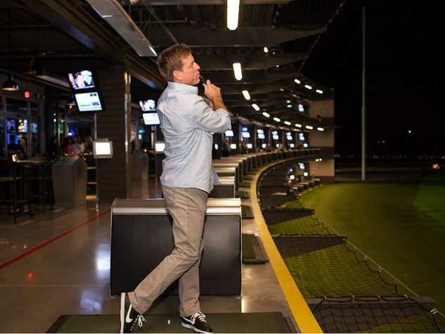 Troy Aikman, Top Golf The Colony