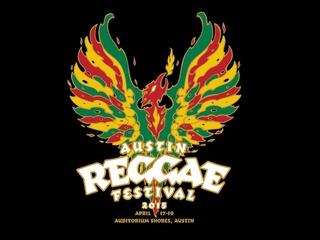 Austin Reggae Fest logo 2015