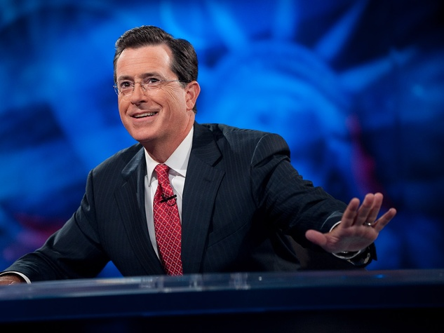 Stephen Colbert, The Colbert Report