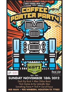 Seventh Annual Coffee Porter Party