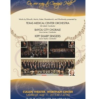 """Texas Medical Center Orchestra presents """"Experience Excitement...on our way to Carnegie Hall!"""""""