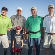Daniel Massey, Buck Howard, Mike Gower, Mike Pickens, Jud Massey , clay shooting